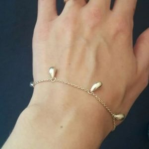 Retired Tiffany & Co Elsa Peretti Teardrp Bracelet